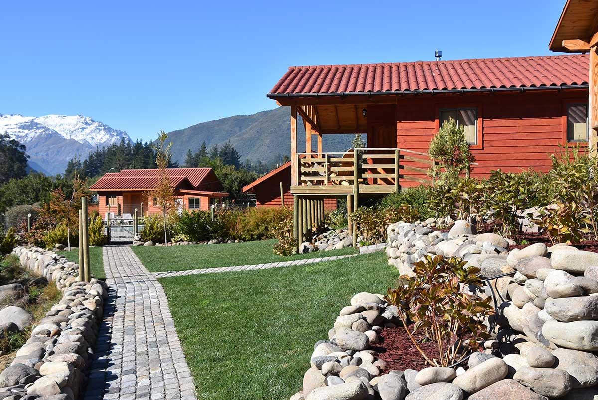 Cómodas instalaciones en un entorno privilegiado por la naturaleza